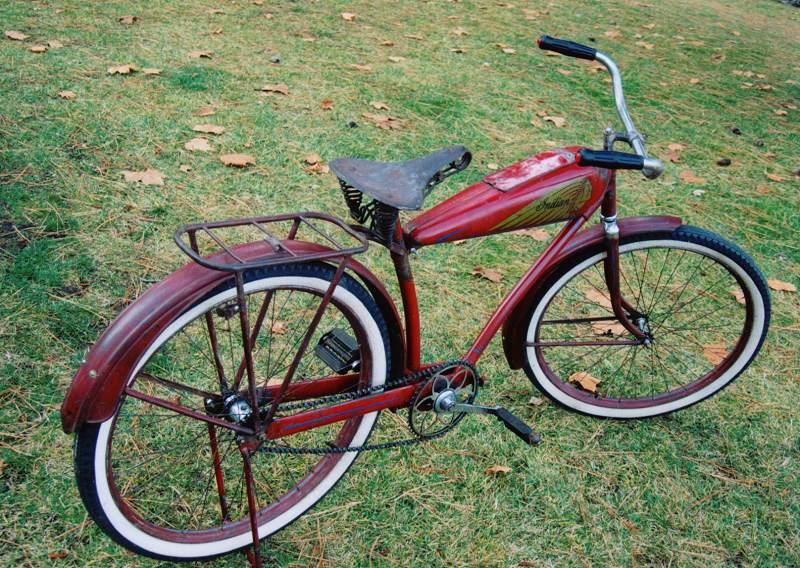 Vintage bike prices