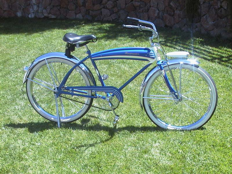1938 1939 Roadmaster Men S Bicycle Picture 1 Dave S