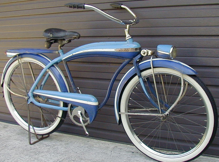 Firestone Super Cruiser Bicycle http://thecabe.com/vbulletin/showthread.php?33390-W-T-B-Colson-quot-tall-quot-stem-and-mens-1-2-moon-quot-U-quot-shaped-bars