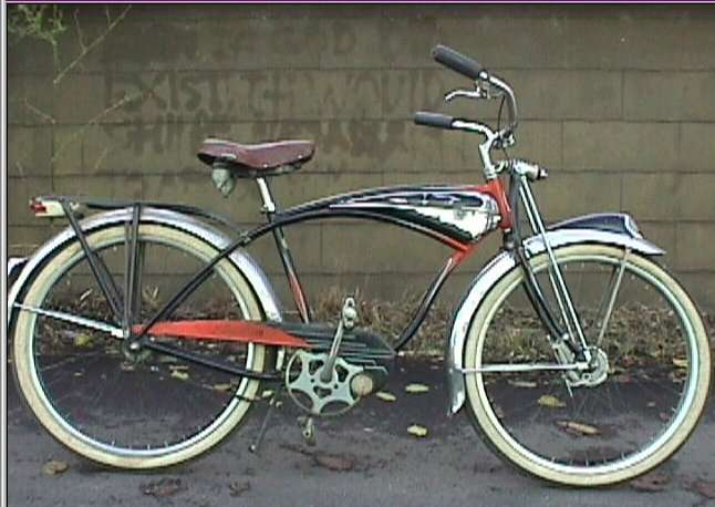 7693c1c996c 1951 Schwinn Phantom - Dave's Vintage Bicycles
