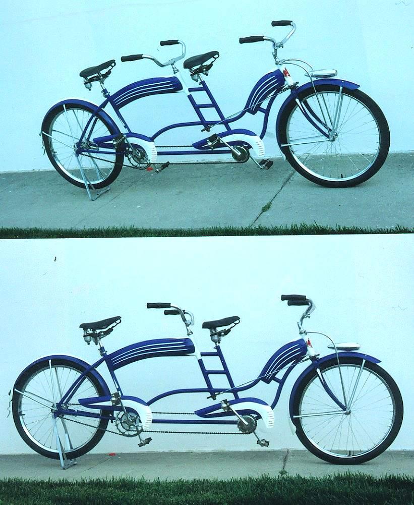 Colson Tandem Bike Forums