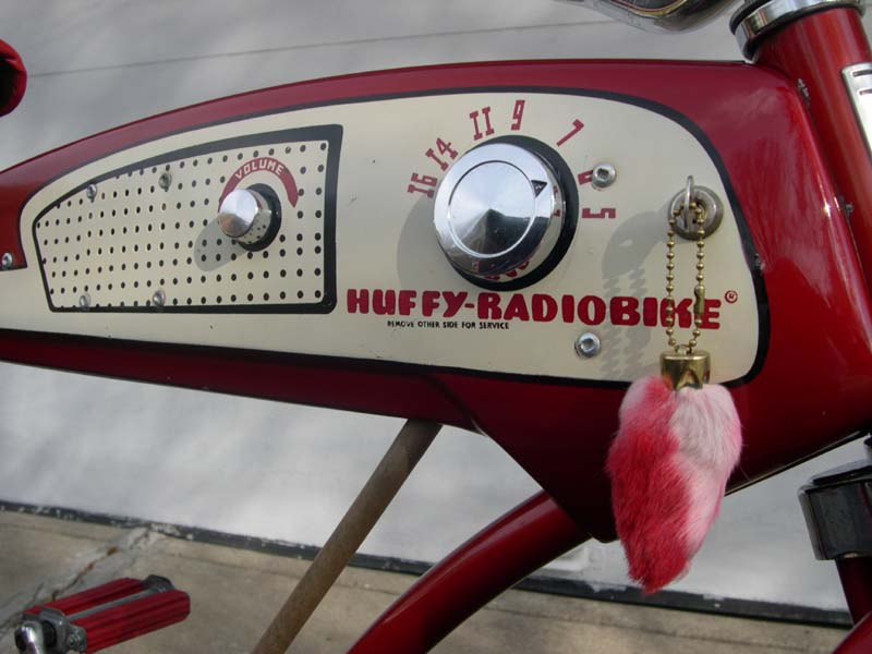 1950 S Huffy Radio Bike Picture 1 Dave S Vintage Bicycles