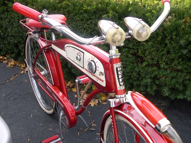 1950 S Huffy Radio Bike Picture 6 Dave S Vintage Bicycles