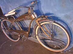 1950 S Evans Colson Olympic Dave S Vintage Bicycles