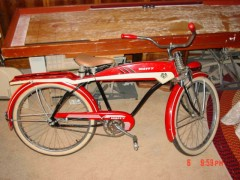 1950's Huffy Dial-A-Ride minty 1.jpg