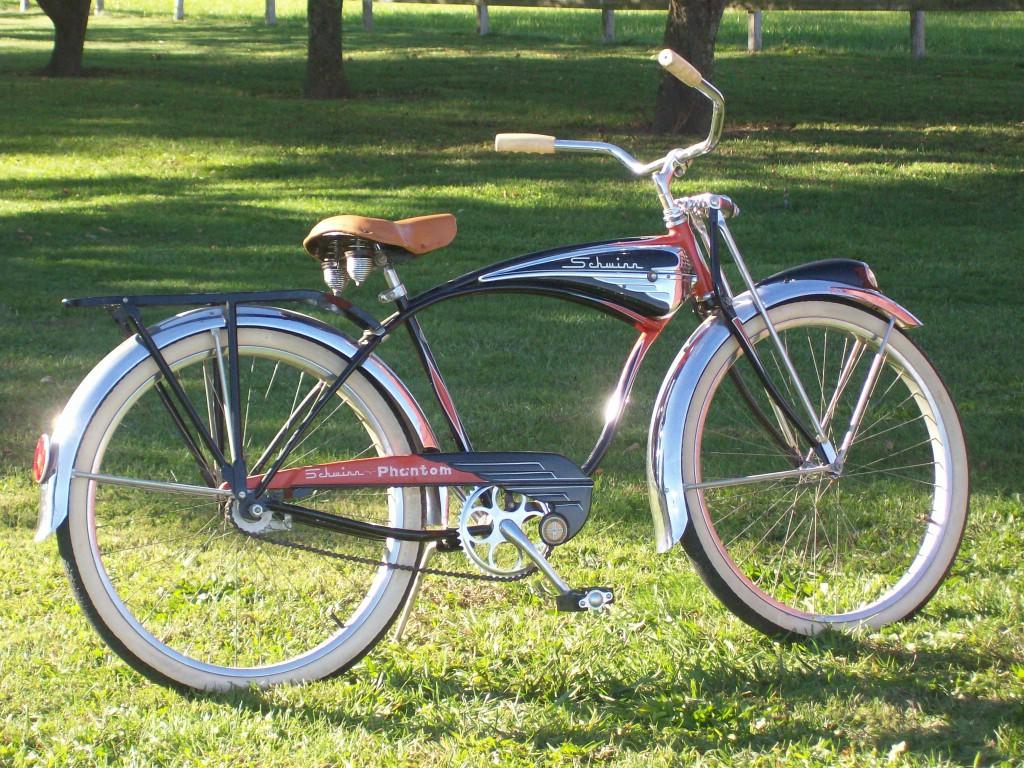 1959 Schwinn Phantom Picture 1 Dave S Vintage Bicycles