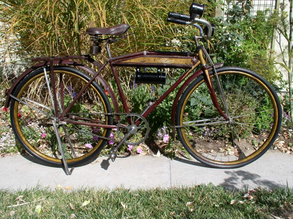1920s Hawthorne Deluxe Bicycle Html Autos Weblog