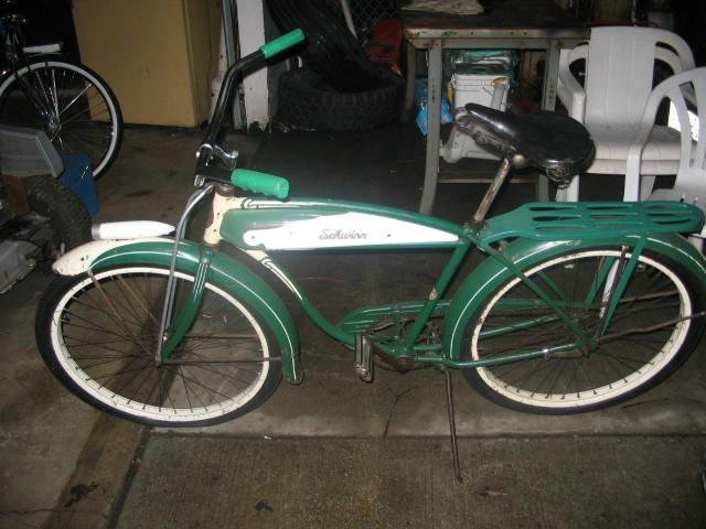 1948 Schwinn Hornet Picture 1 Dave S Vintage Bicycles