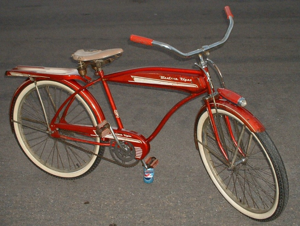 1950 S Western Flyer Men S Bicycle Picture 1 Dave S