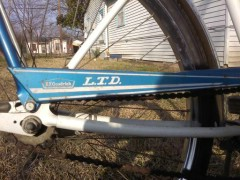 a5d2d2a055a 1960's B.F. Goodrich Challenger - Dave's Vintage Bicycles
