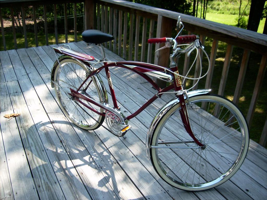 1957 Comet Vi Mens Bicycle Picture 1 Dave S Vintage