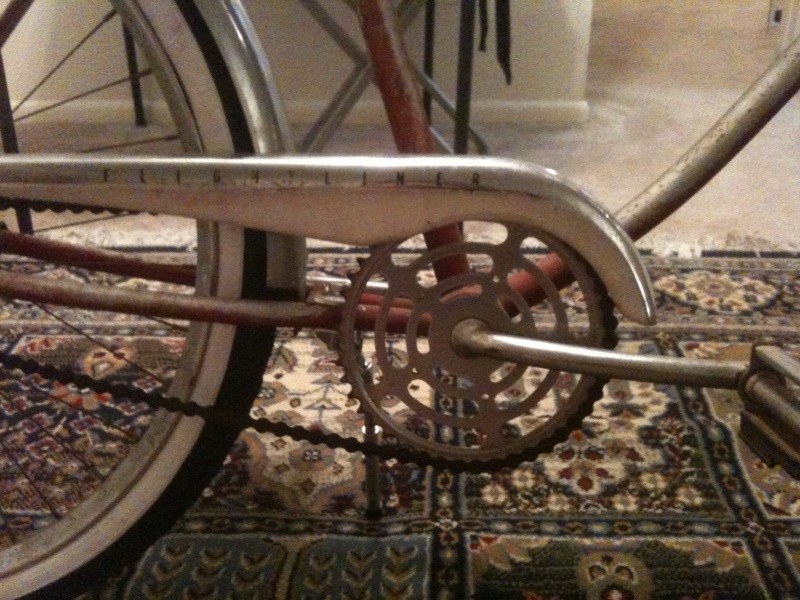 The main page for this bike 1960 s sears j c higgins flightliner