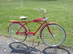 1958 Ross DeLuxe - Dave's Vintage Bicycles