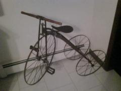 Antique Velocipede Tricycle Dave S Vintage Bicycles