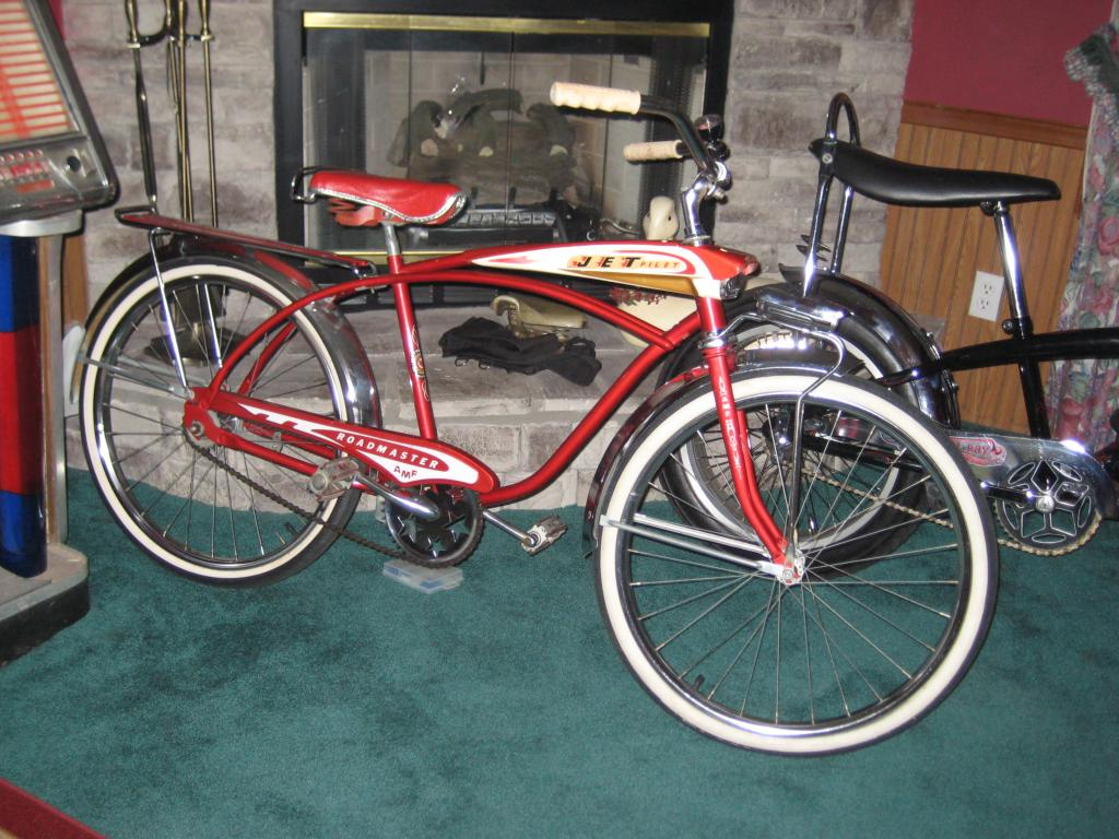 1961 Roadmaster Jet Pilot Dave S Vintage Bicycles