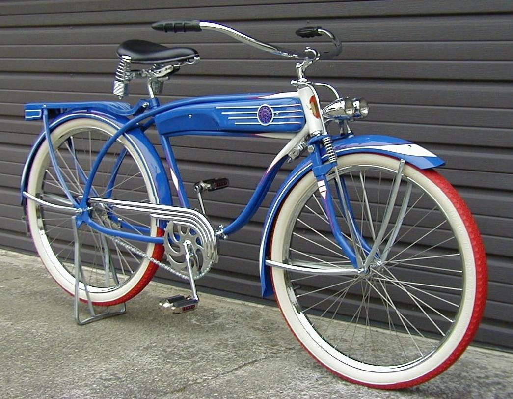 1939 Hawthorne Zep Dave S Vintage Bicycles