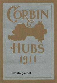 1911 Corbin Catalog cvr
