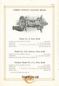 1911 Corbin Catalog pg2