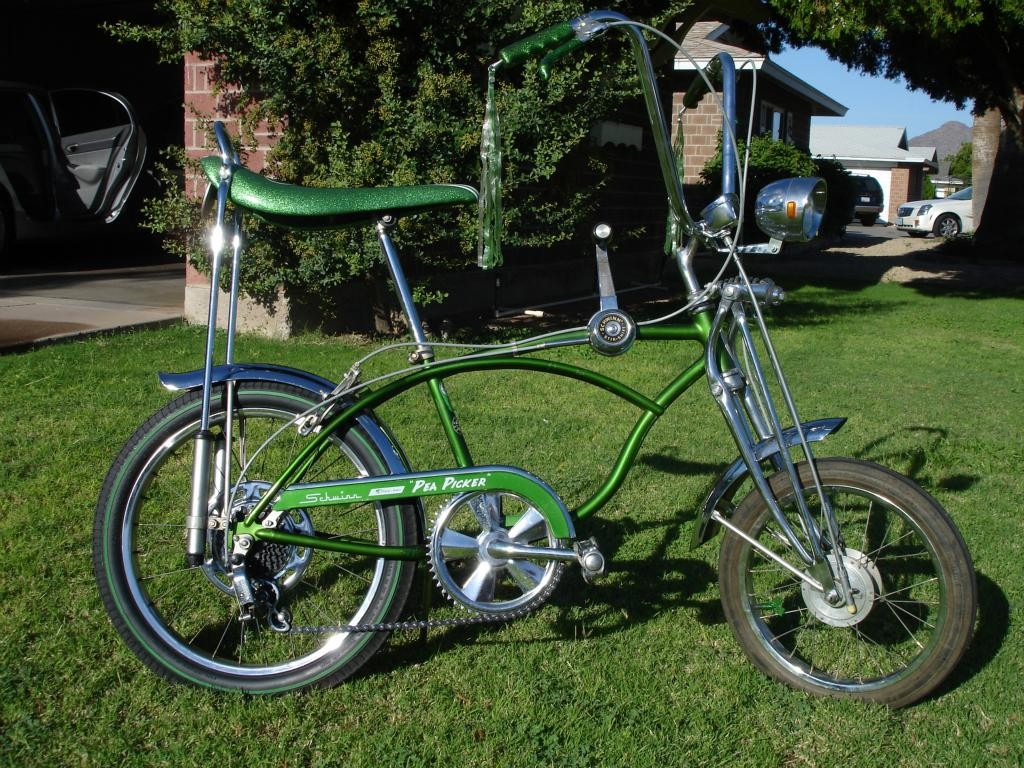 1969 Schwinn Pea Picker Sting-Ray Krate