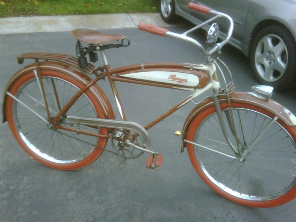 1936 Schwinn Built Mead Ranger