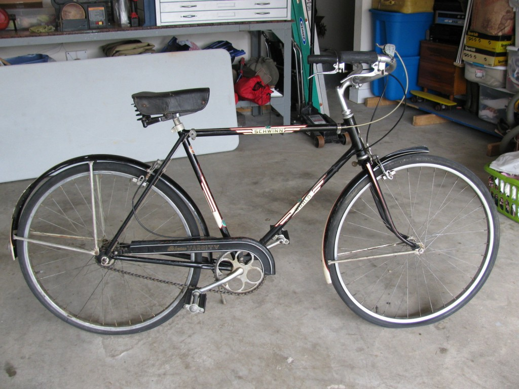 Schwinn World Traveler Bike
