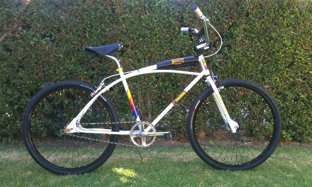 1978 26 inch Bassett Star Cruiser - Dave\'s Vintage Bicycles