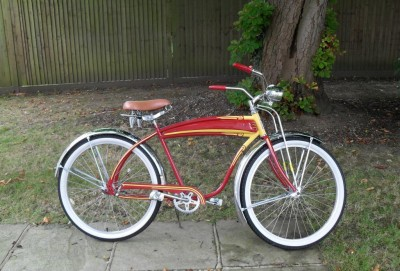 1941 Roadmaster Custom 1
