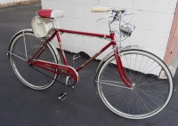 1961 Schwinn Traveler - Red - 1
