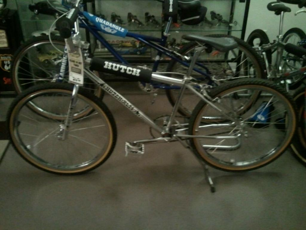 Hutch Bikes For Sale: 1982 Hutch XL24 (double Stamp)