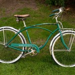 My 1955 Schwinn Corvette - side view