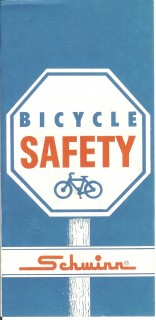 brochure - 1974 Schwinn Safety 1