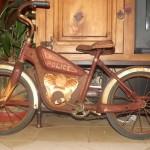 1950's Evans Police Bike