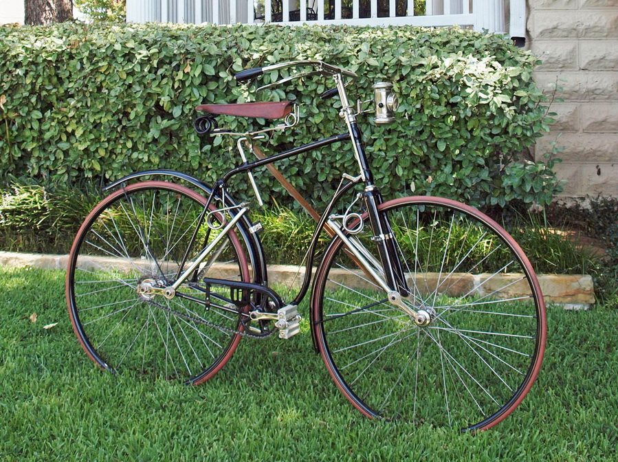 1891 Union Safety bicycle