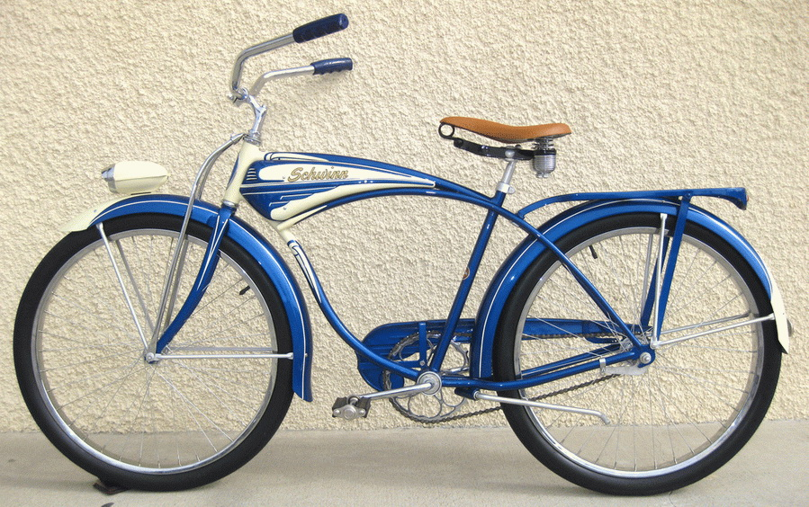 1954 Schwinn Streamliner 3 Dave S Vintage Bicycles