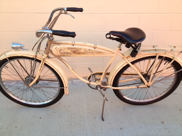 1941 Hawthorne Comet ladies bicycle - Daves Vintage Bicycles