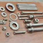 Nickel plated small parts