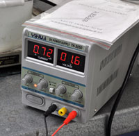 Plating power supply