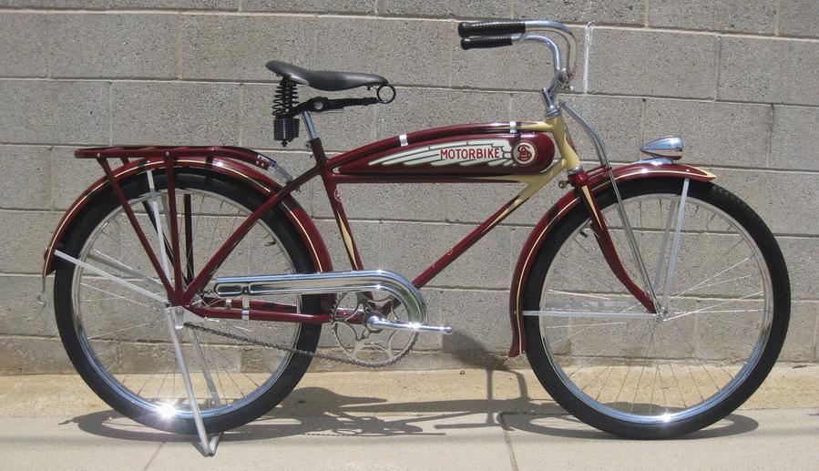 1936 Schwinn Exelsior Motorbike 1