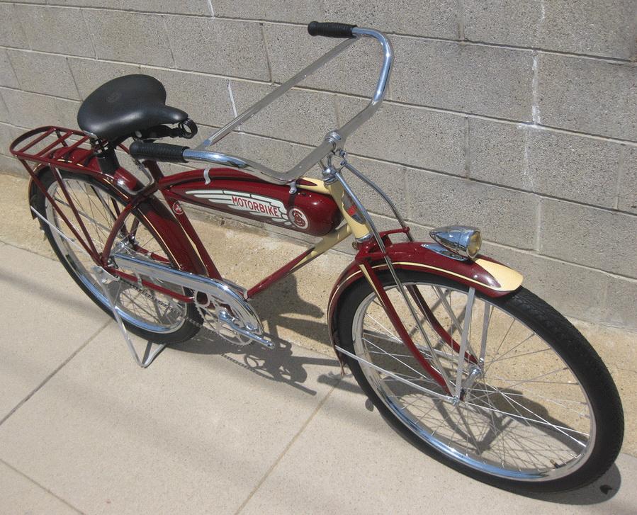 1936 Schwinn Exelsior Motorbike 3