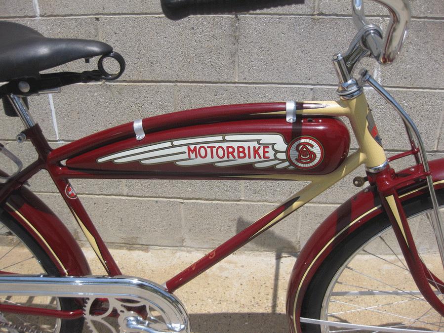 1936 Schwinn Exelsior Motorbike 5