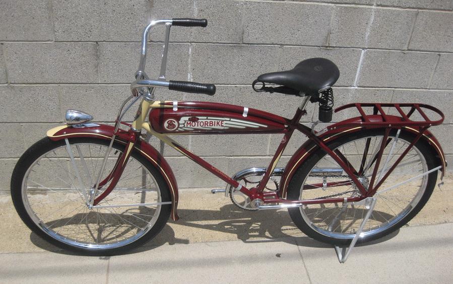 1936 Schwinn Exelsior Motorbike 2