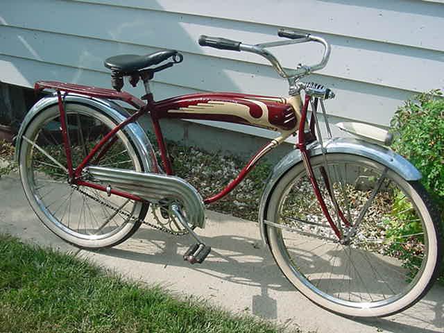 1941 Schwinn DX Excelsior - Special Model - Dave's Vintage
