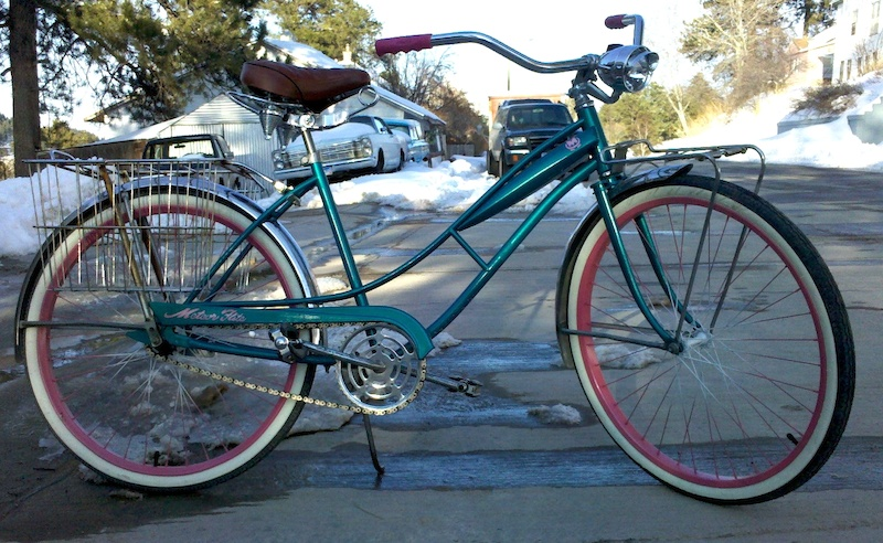 1963 Murray Meteor Flite Custom Dave S Vintage Bicycles
