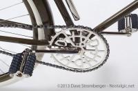 1918 Harley Davidson - Sprocket