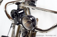 1918 Harley Davidson - Headlight and Horn