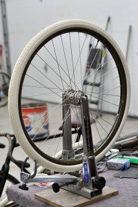 HD - rear wheel finished