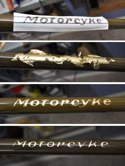Motorcyke Decal
