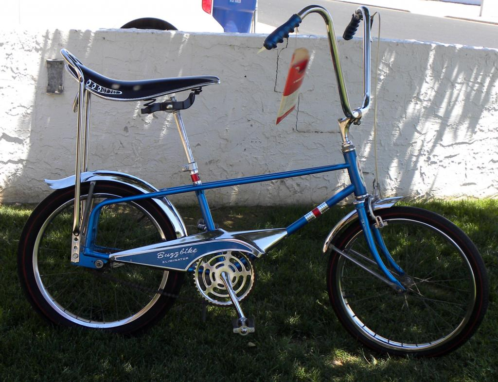 1968 Western Flyer Buzz Bike Dave S Vintage Bicycles