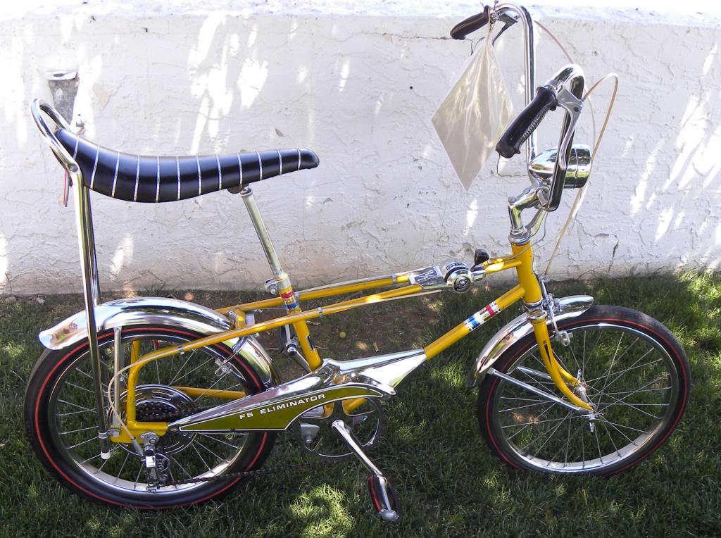 1968 Murray F5 Eliminator Dave S Vintage Bicycles