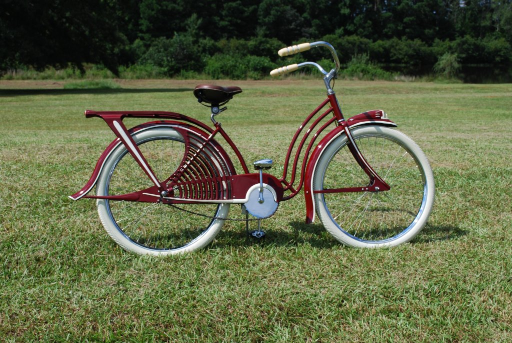 1937 Elgin Skylark Dave S Vintage Bicycles